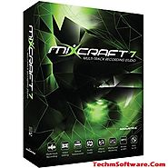 Mixcraft 7 Crack Keygen + Registration Code Download %%
