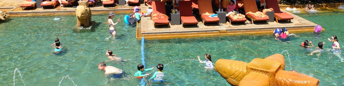 Headline for Kids Attractions in Samui - Family Friendly Holiday Resort