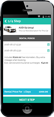 Car Rental System Demo
