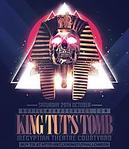 King Tuts Tomb Comes Alive for its 8th Year Running at Egyptian Theatre