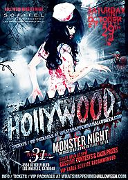 Halloween Monster Night - Saturday, October 29, 2016 | Sunday, October 30, 2016 at Sofitel Los Angeles at Beverly Hills