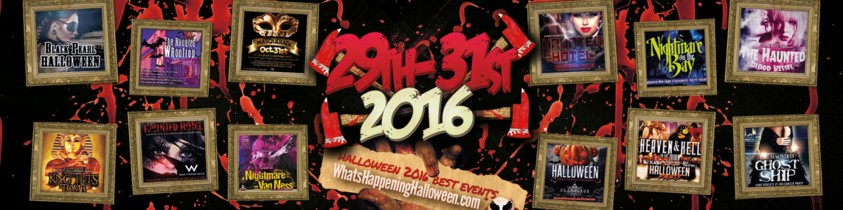 Headline for Los Angeles 2016 Halloween Events for Adults
