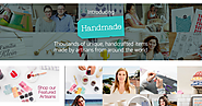 Handmade, Amazon's Etsy rival, expands into Europe