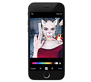Messaging app Telegram adds selfie masks, DIY GIFs