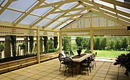 What are the benefits of having Verandahs Adelaide