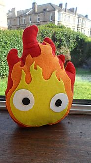 Calcifer Plush