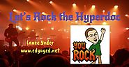 Rock the Animated Hyperdoc