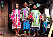 Lahu or Musor Tribe