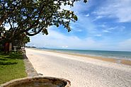The Hua Hin Beach