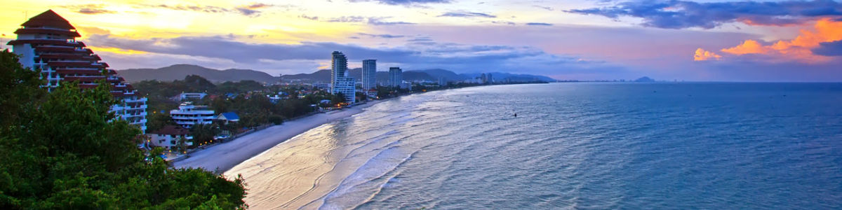 Headline for Top Beaches in Hua Hin – Enjoy the sunny Gulf of Thailand