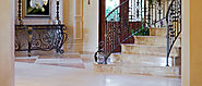 Delivering flawless results of limestone floor sealing