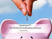 Fundraiser™ - The perfect Crowdfunding Platform | NCrypted Websites