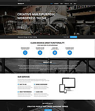 Modality WordPress Theme