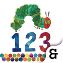 Counting with the Very Hungry Caterpillar - Educational App | AppyMall