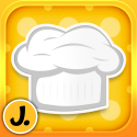 "Cute Food â€"" Cooking App for Kids - Educational App 
