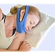 Easyinsmile Anti Snore relief Anti Snore Chin Strap Belt - sleep better today!