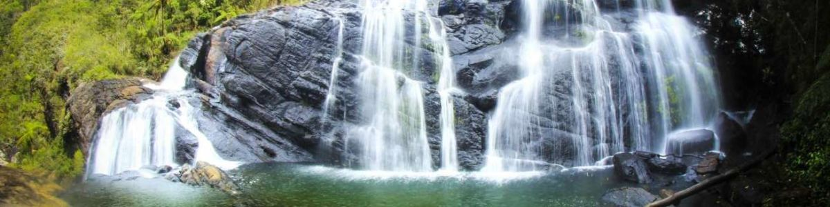 Headline for Best Waterfalls in Sri Lanka: A Taste of Paradise