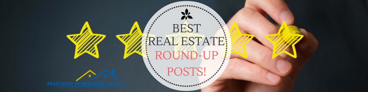 Headline for Best Real Estate Round-Up Posts
