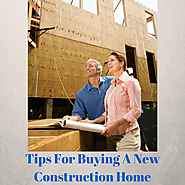 New Home Construction Home Buying Information