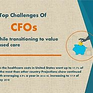 Top Challenges of CFO's