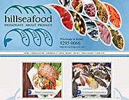 Buy Best Fresh Seafood Market Perth at Hillseafood