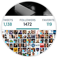 1000+ Twitter Followers - High-Quality, Retention Guarantee