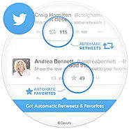 Order Auto Engagements for Twitter — Devumi