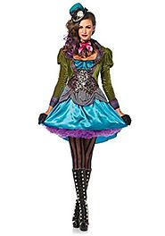Leg Avenue Women's Deluxe Mad Hatter