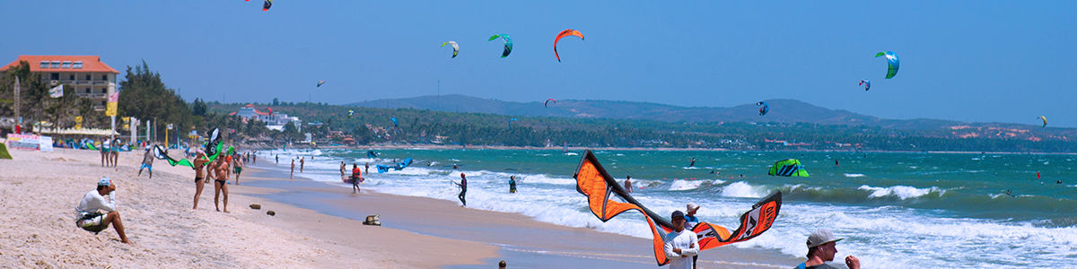 Headline for Top 5 Water Sports in Mui Ne- Fun in the Sun