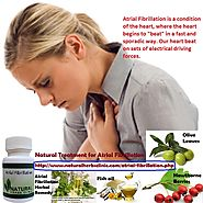 Natural Treatment for Atrial Fibrillation