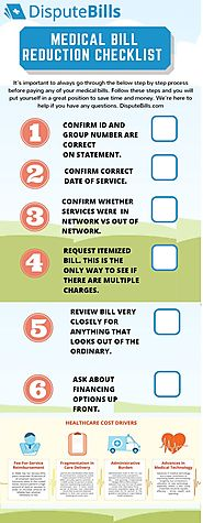 Medical bills negotiation - 6 Ways To Trim Down Your Bills