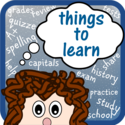 Things to Learn - Make your own Spelling, Questionnaire or Multiple Choice quizzes
