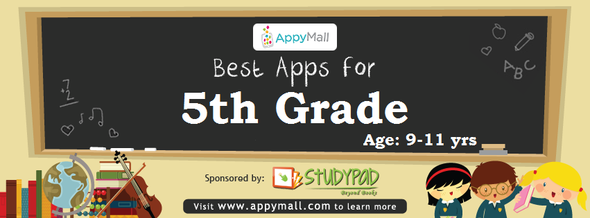 Headline for Best 5th Grade Apps
