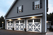 Let the Garage Doors Be the Pride of Your House