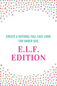Create A Natural Full Face For Under $25 - wherefitnessmeetsbeauty