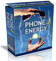 Order Phone 4 Energy™ Now!