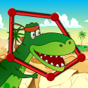 Dino Dot To Dot - Kids Connect The Dots - Learning Games By Tiltan Games - Educational App | AppyMall