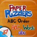 Paper Puzzlers: ABC Order - Educational App | AppyMall