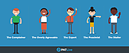 Infographic: The 5 Most Difficult Customer Personalities