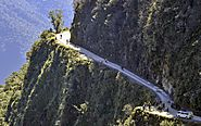 Top 10 World's Most Dangerous Roads in the World