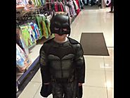 Batman Fancy Dress