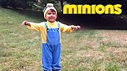Minions Minion Stuart from Rubies Costumes