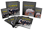 High Paying Client Secrets Review-(Free) bonus and discount