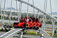 World's Fastest Roller Coaster