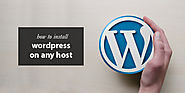 Tutorial: 4 How To Install WordPress Manually In CPanel?
