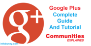 Google Plus Guide To Google Plus Communities