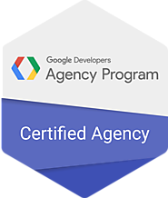 TECHJINI AMONG THE FIRST IN THE WORLD TO BE CERTIFIED BY GOOGLE AS AN OFFICIAL DEVELOPER AGENCY