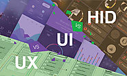 What is the difference between Human Interaction Design (HID), UX Design and UI Design? - TechJini