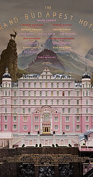 Ralph Fiennes's The Grand Budapest Hotel (2014)