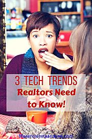 Real Estate Tech Trends For Real Estate Professionals